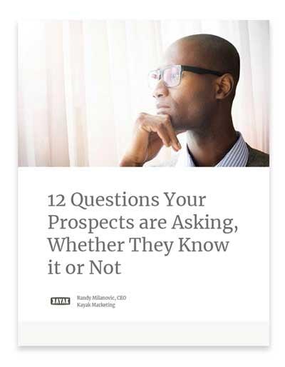 12-Questions-Kayak-Marketing-Randy-Milanovic-cover-400