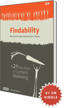 findability ebook why search engine optimization is dying
