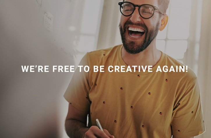 free-to-be-creative-again
